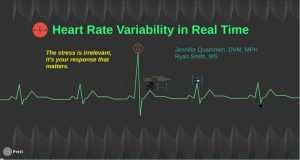 J Quammen R Smith Heart Rate