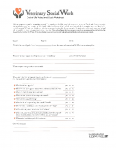 End of Life Values – Goals Worksheet